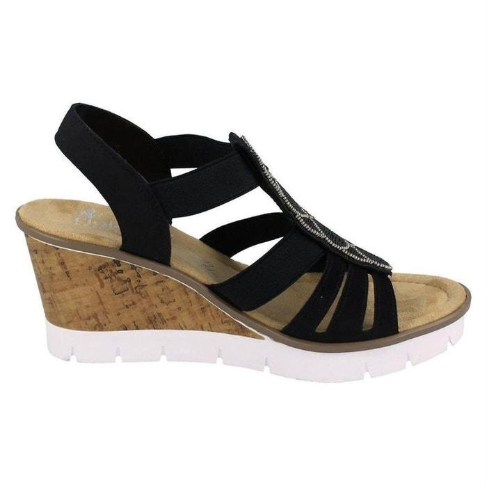 Découvrez Une Vaste Rieker Femme Sandales et Nu pieds
