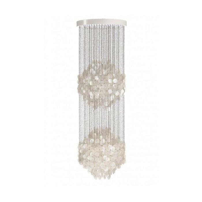 lustre verpan fun 5dm blanc cass verpan la redoute. Black Bedroom Furniture Sets. Home Design Ideas
