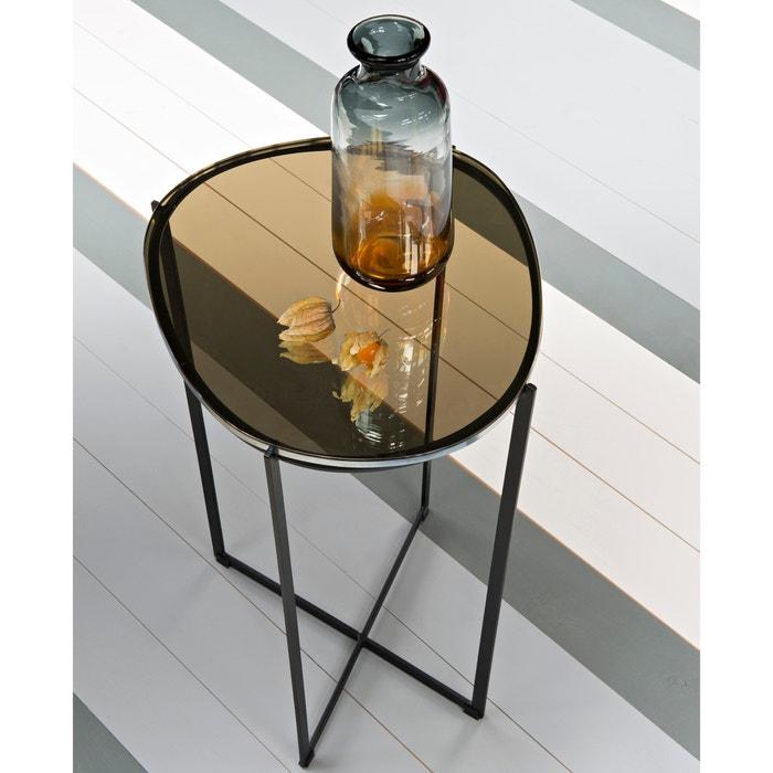 bout de canap maison sarah lavoine noir maison sarah. Black Bedroom Furniture Sets. Home Design Ideas