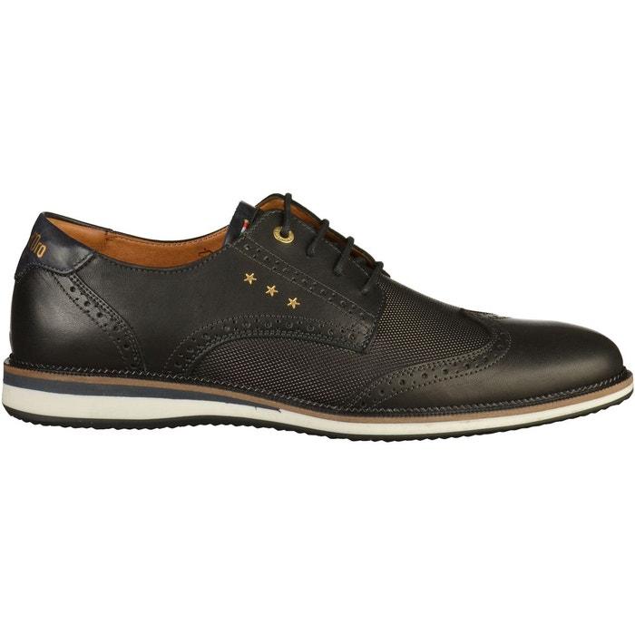 Derbies noir Pantofola Doro