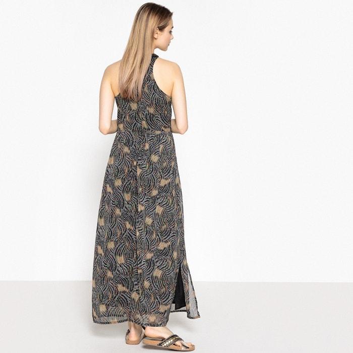 joya estampado cuello La Collections largo Vestido Redoute O1TgqSa7