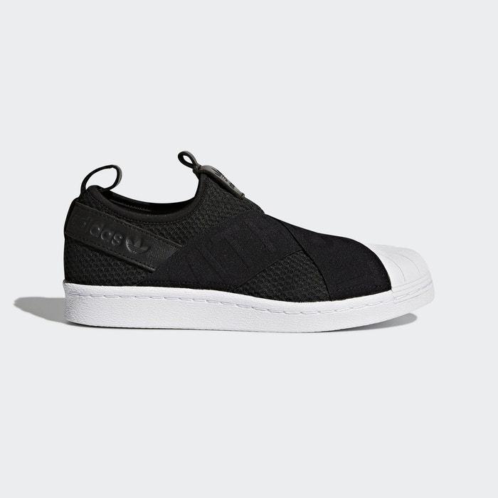 Chaussure superstar slip-on noir Adidas Originals