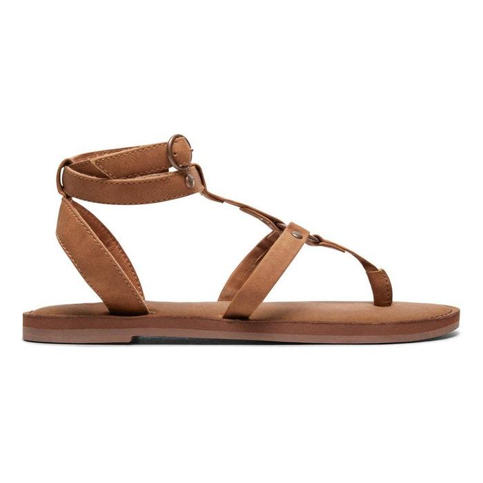 Sandales soria  beige Roxy  La Redoute