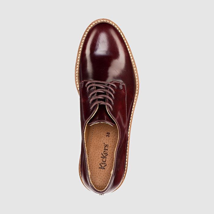 4a6c15204dda6d Ботинки-дерби кожаные oxford Kickers (кикерс) | La Redoute