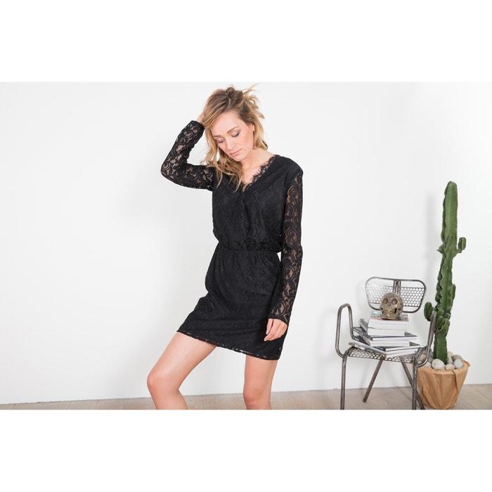 Mini Lace Dress  LE TEMPS DES CERISES image 0