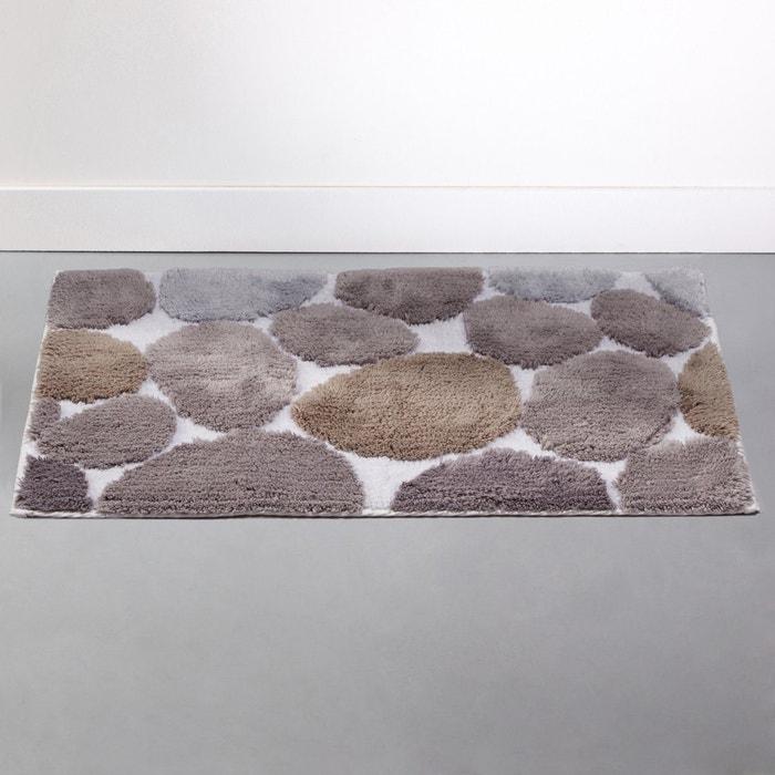 Image Tapis de bain motif galets, 1700g/m² La Redoute Interieurs