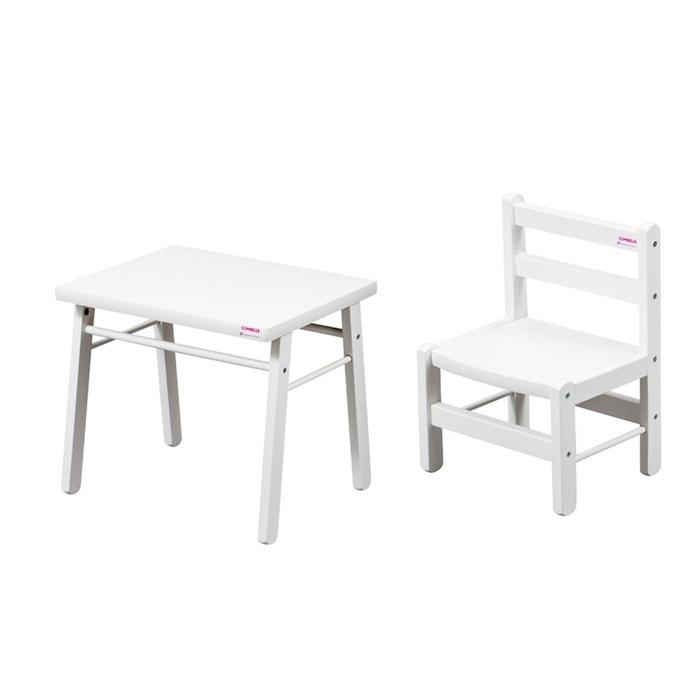 petit bureau chaise combelle combelle la redoute. Black Bedroom Furniture Sets. Home Design Ideas