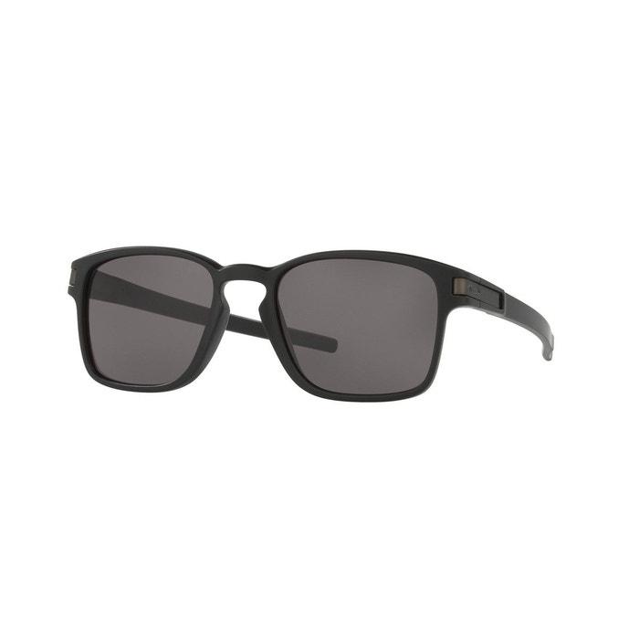 Latch square - lunettes cyclisme homme - noir noir Oakley   La Redoute fb604f1e48f6