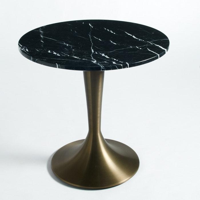afbeelding Marmer tafelblad Ø75 cm, Aradan AM.PM.