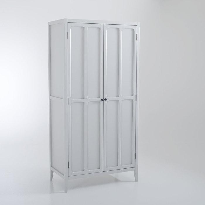 Eugénie 2 Door 4 Shelf Wardrobe  La Redoute Interieurs image 0