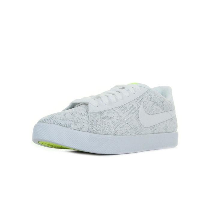 Racquette 17 eng blanc/jaune Nike