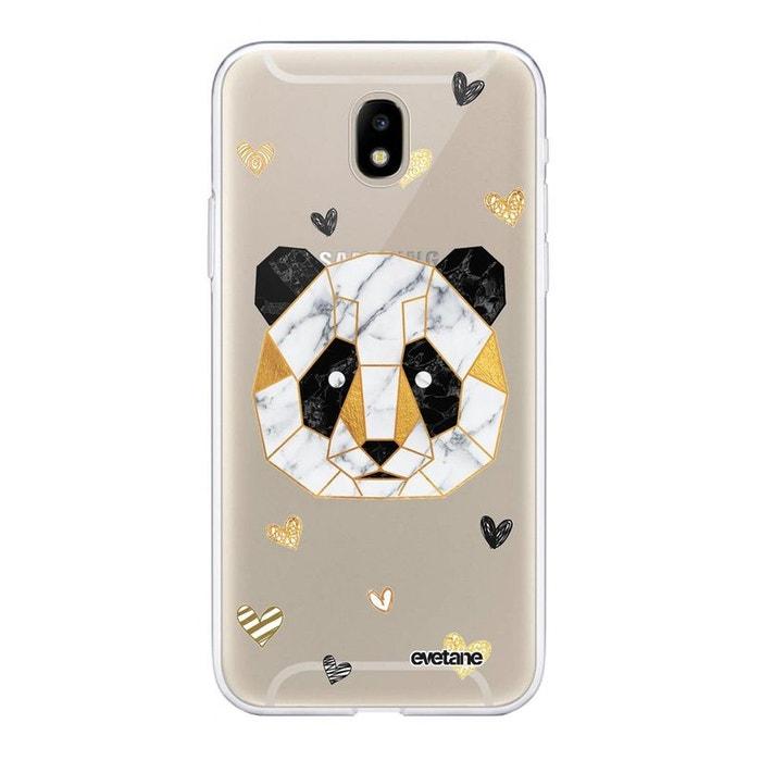 coque galaxy j7 2017 panda