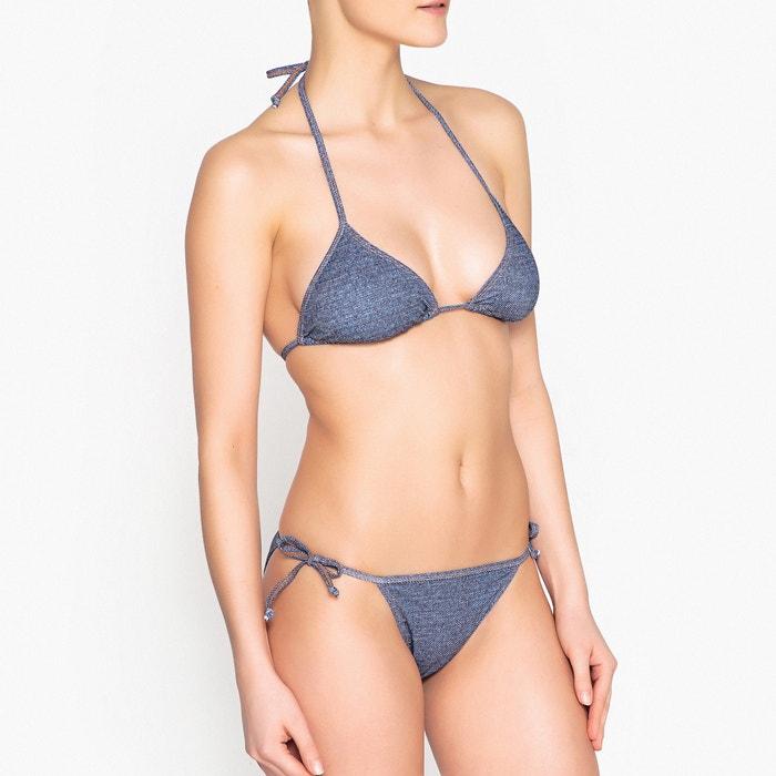 bikini de Braguita con lacitos Redoute La Collections 7q64z