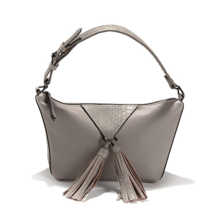 Tassel Trim Handbag  La Redoute Collections image 0