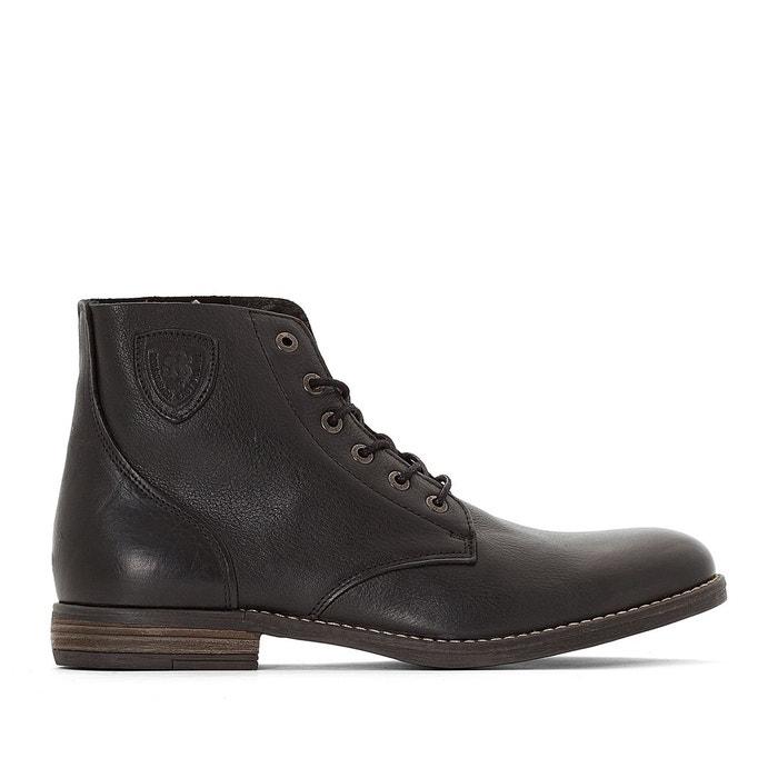 Boots tozzi noir Redskins   La Redoute 2e55da407db4