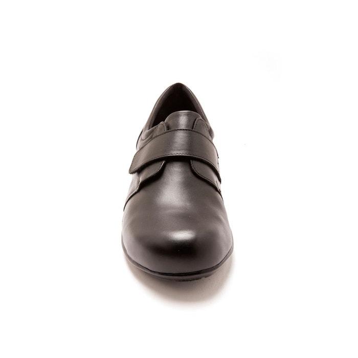 Derbies ultra large spécial pieds sensibles  noir Pediconfort  La Redoute