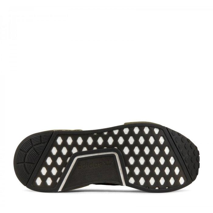 Basket adidas originals nmd r1 stlt primeknit - cq2389 kaki Adidas Originals