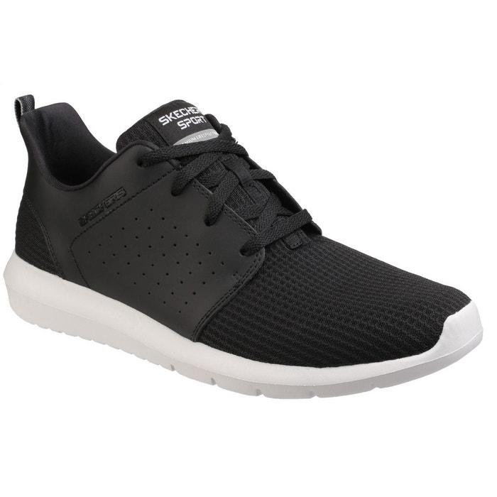 Foreflex  baskets noir/blanc Skechers
