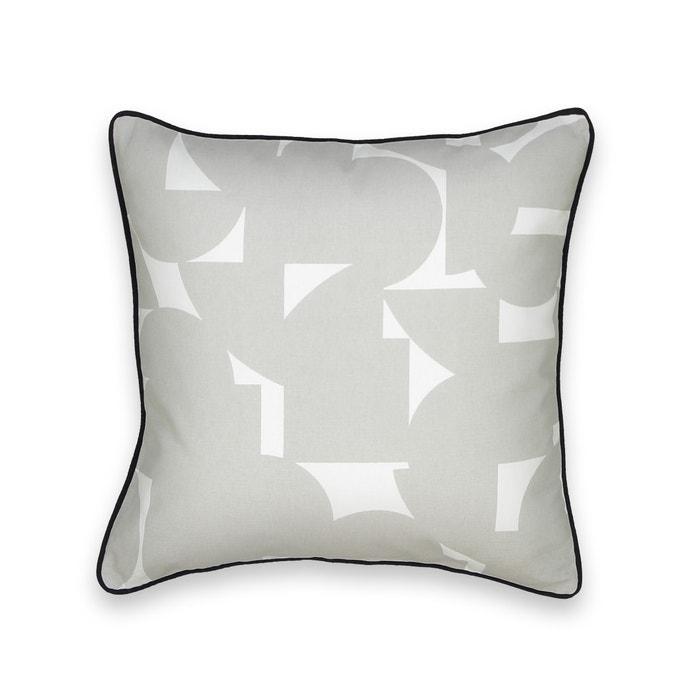 Aron Patterned Cushion Cover  La Redoute Interieurs image 0