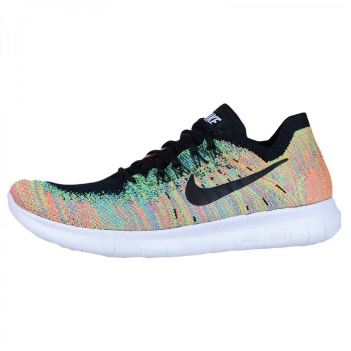 size 40 a2de7 d2896 Basket nike free rn flyknit - 880843-005 noir Nike   La Redoute