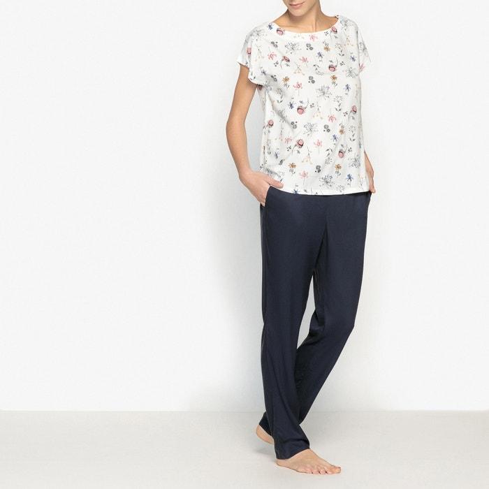 Image Pyjama, imprimé fleuri La Redoute Collections