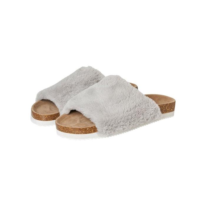 Sandales fourrure synthétique  ash Vero Moda  La Redoute