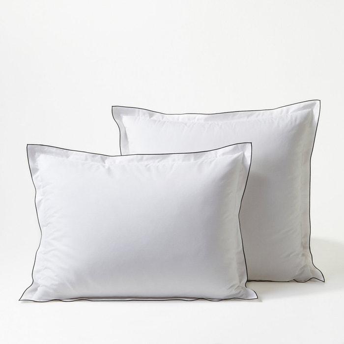 Image Bictor Cotton Percale Single Pillowcase AM.PM.