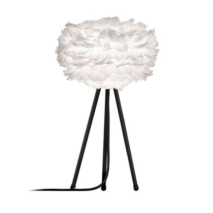 Eos Lampe A Poser Mini Avec Pied Noir Blanc Umage La Redoute