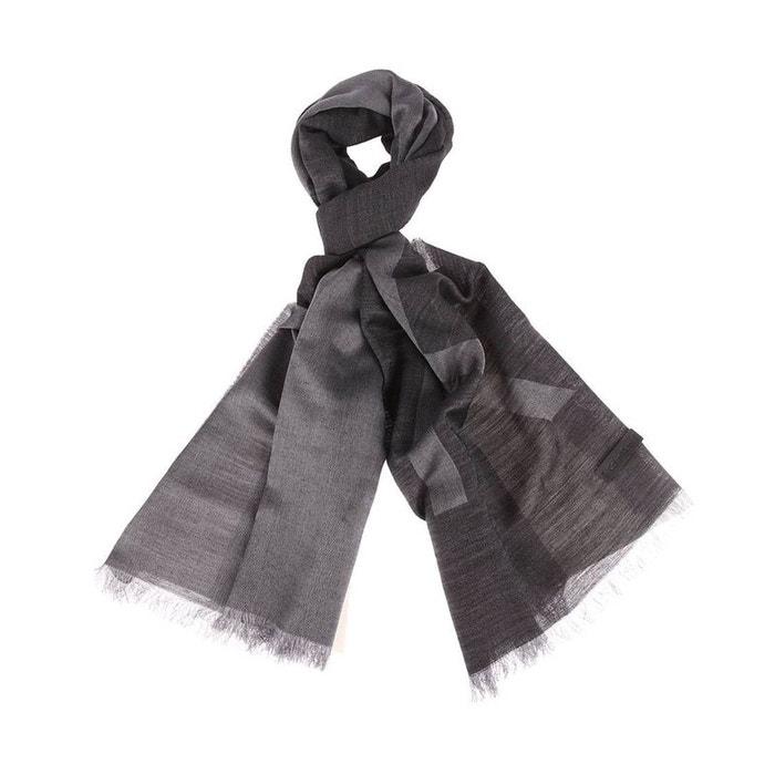 Chèche jeans en laine mélangée floqué laine noir Calvin Klein Jeans | La Redoute Pas Cher Obtenir Authentique ZuUaA