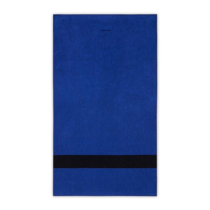Drap De Plage Cruise Blue Blue Calvin Klein Home La Redoute