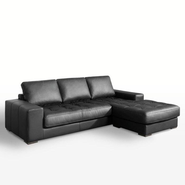 canap d angle fixe confort sup rieur cuir arlon la. Black Bedroom Furniture Sets. Home Design Ideas