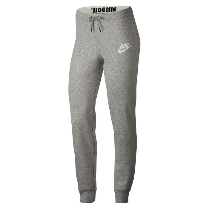 Pantalon jogging sportswear rally gris clair Nike  ecdfc735335