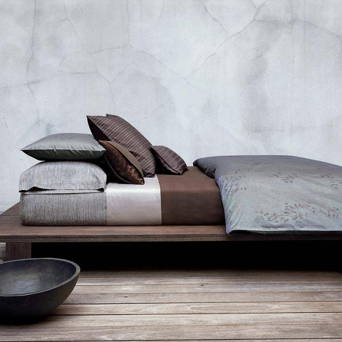 ckacacia textured taie fr 031 042 calvin klein textured calvin klein home la redoute. Black Bedroom Furniture Sets. Home Design Ideas