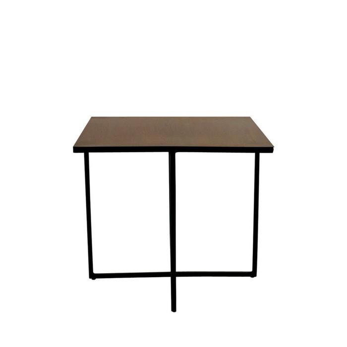 Métal Basse X Table 45 Cm Finesse En OXiuTZPk