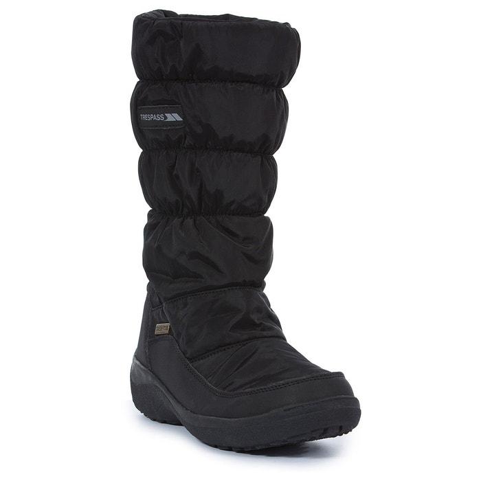 lacets bottes de neige sans Izzie TRESPASS femmes XfTxvv