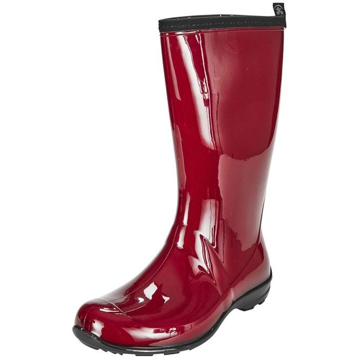 Heidi - bottes - rouge rouge Kamik