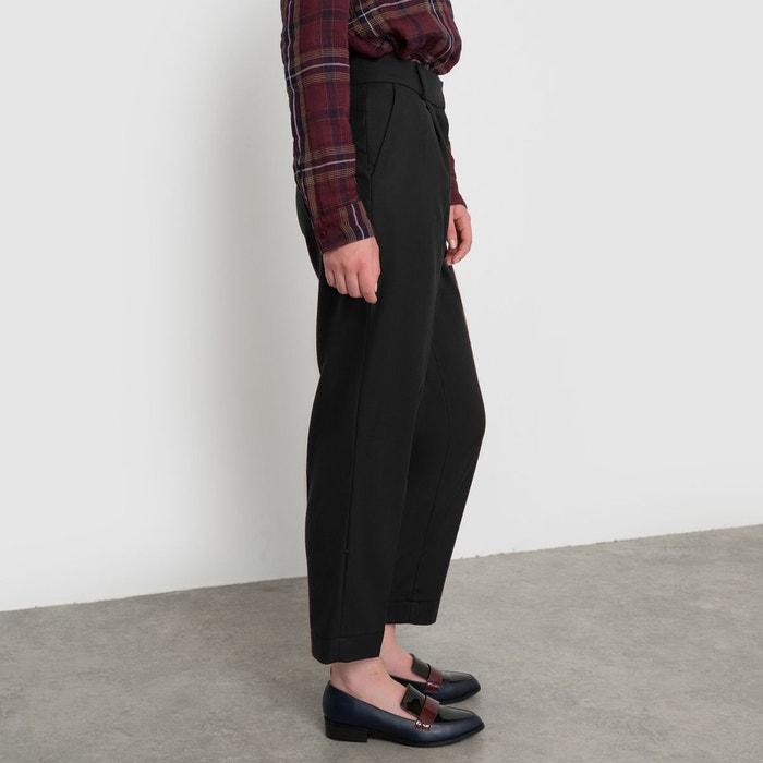 pantalon made in france la redoute collections en solde. Black Bedroom Furniture Sets. Home Design Ideas