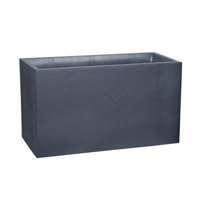 jardini re muret volcania effet pierre 116 l gris couleur unique eda la redoute. Black Bedroom Furniture Sets. Home Design Ideas