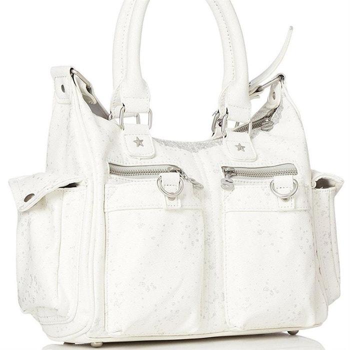 Besaces / sacs bandoulière polyester blanc Desigual   La Redoute Nice ItXIxUuJL