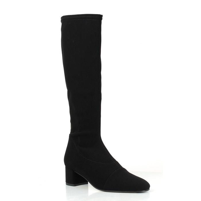 Bottes/bottines stretch diapo 322 noir Elizabeth Stuart