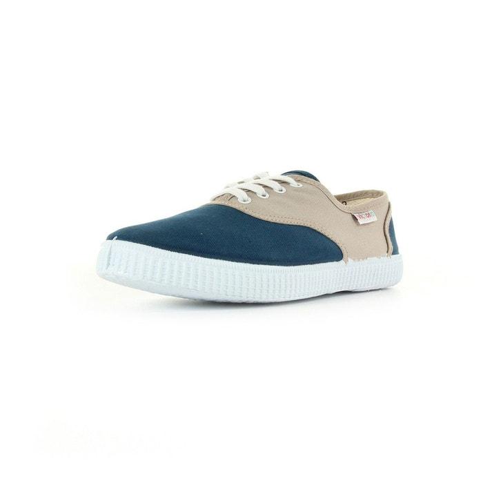 06651bei bleu et beige Victoria