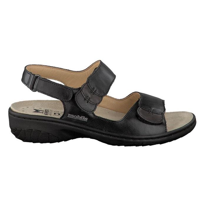 Mephisto Sandales GETHA ées Rouge - Livraison Gratuite avec - Chaussures Sandale