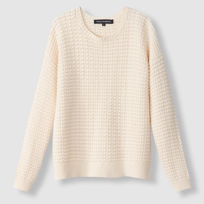 Imagen de Jersey de algodón, punto fantasía FRENCH CONNECTION