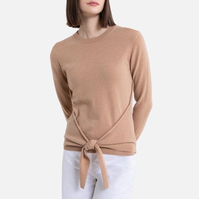 Pull femme laine et cachemire | La Redoute