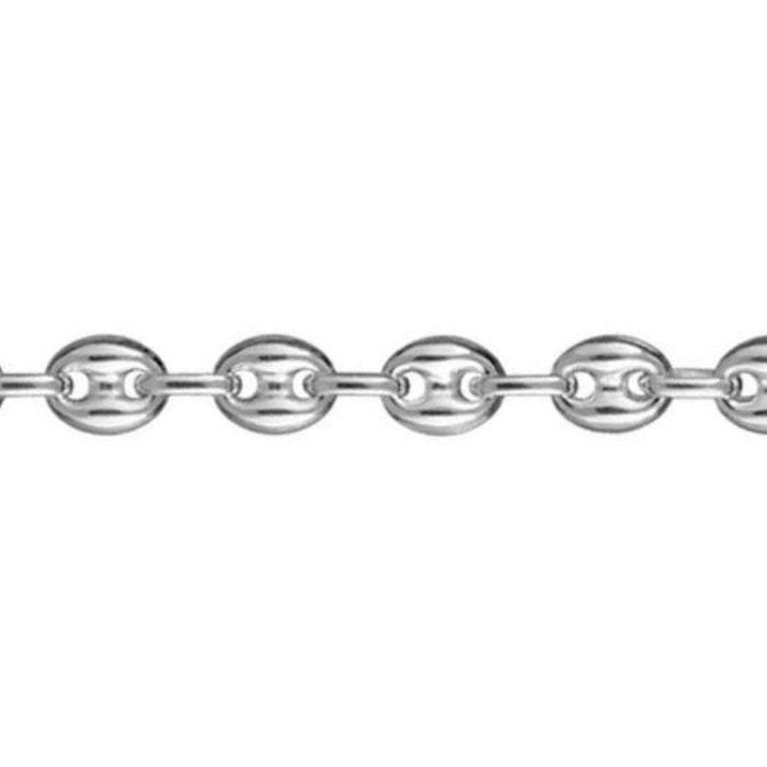 Bracelet 18 cm grain de café argent 925 couleur unique So Chic Bijoux | La Redoute Vente Confortable Jeu Commercialisable u5ngrTaE