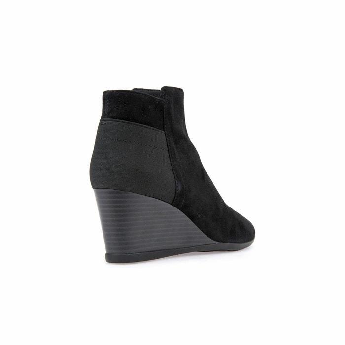 Boots compensés Inspirat.Wed - GEOX - NoirGeox rW07JjZS