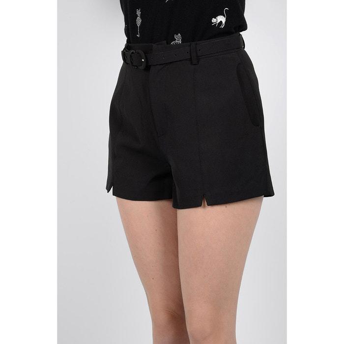 Shorts with Belt  MOLLY BRACKEN image 0