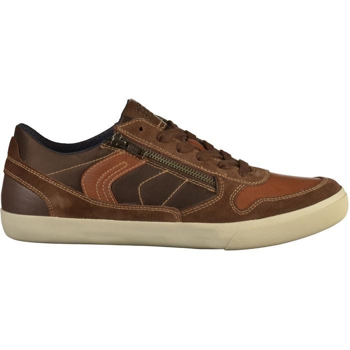 Sneaker marron Geox