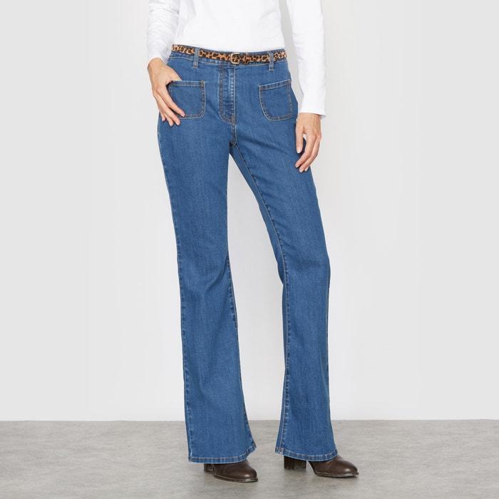 Image Jeans flare, fondo svasato ANNE WEYBURN