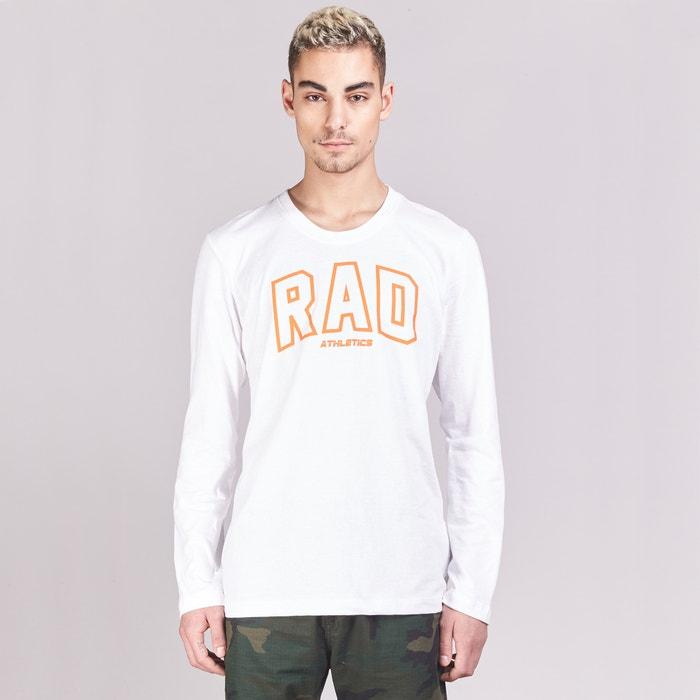 T-shirt scollo rotondo, maniche lunghe, motivo davanti  RAD image 0